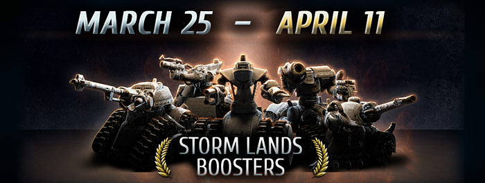 Easter Boosters