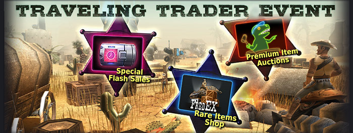 Return of the Traveling Trader!