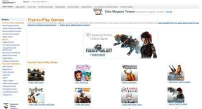 Splitscreen Partner von Amazon